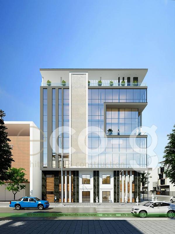 Thiết kế văn phòng a Sơn, Hà nội